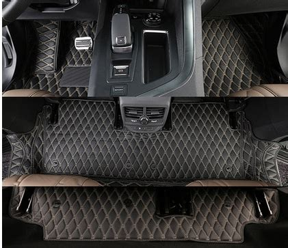 Quality Car Mats Coupon Code by Quality Special Car Floor Mats For New Peugeot 5008