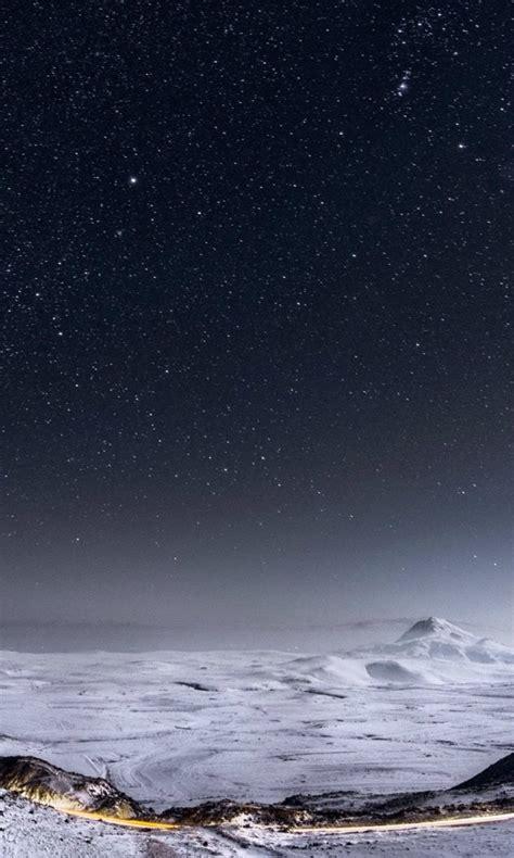 night  stars hd wallpapers  nokia lumia