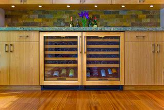 custom esszimmermöbel custom family room wine sideboard with 2 wine coolers