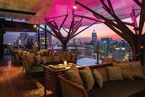 roof top bar bangkok the best rooftop bars in bangkok
