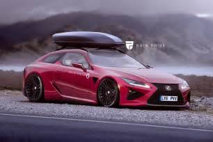 Lc Lexus How About A Lexus Lc 500 Shooting Brake