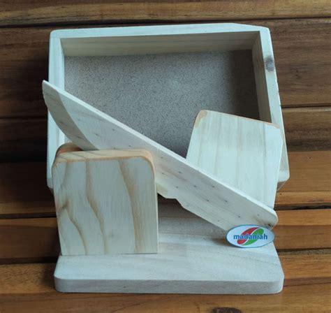 Mainan Kayu Roti Potong jual murah alat peraga edukasi miniatur roti potong model