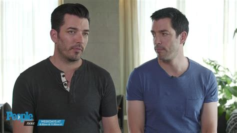 drew and jonathan drew and jonathan s property brothers roles reversed