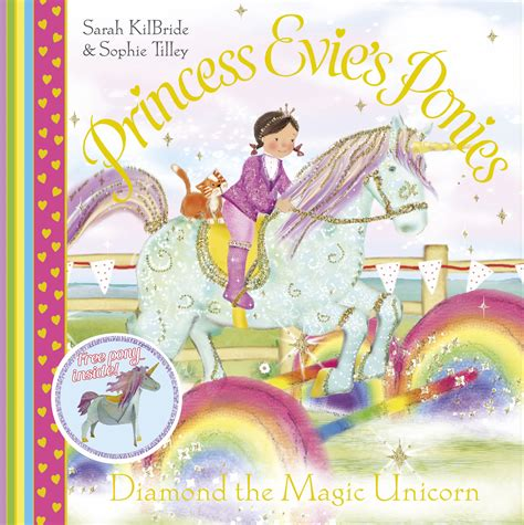 evie s princess evie s ponies the magic unicorn book