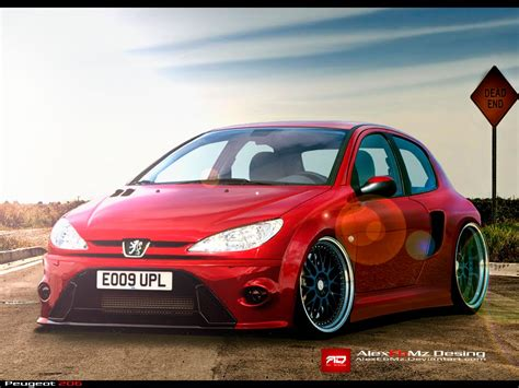 peugeot 206 tuning peugeot 206 tuning imgkid com the image kid has it
