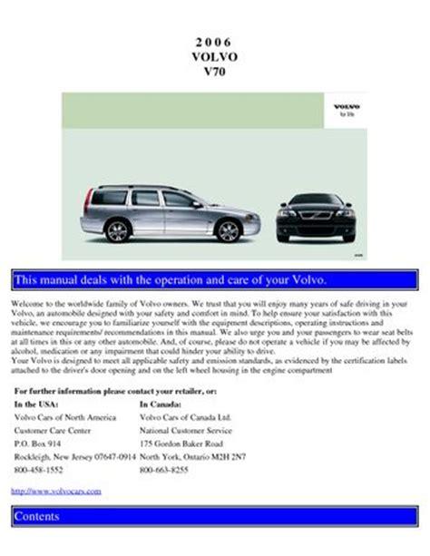 car repair manuals online free 2002 volvo c70 navigation system 1999 volvo v70 repair manual pdf