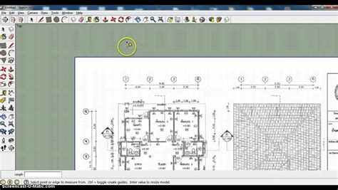 how to import floor plans in google sketchup youtube upload floor plan to sketchup gurus floor