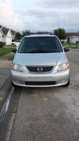 how does cars work 2001 mazda mpv user handbook find used 2001 mazda mpv in davenport florida united states for us 2 000 00