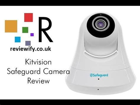 kitvision safeguard 360 hd indoor wireless home security