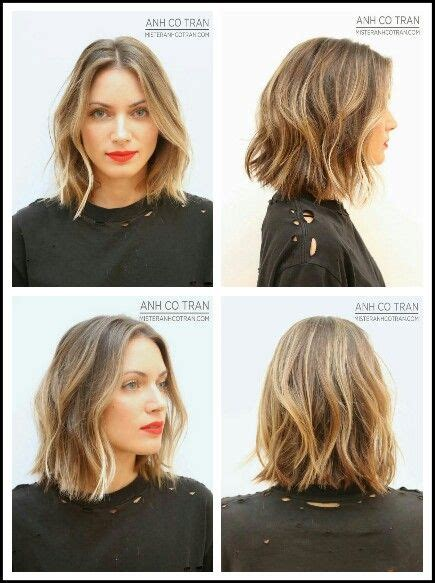 shoulder length hair with ombre pinterest 98 best images about i want her hair on pinterest