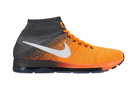 Nike Zoom 1 Orange nike adds two new colorways to the zoom all out flyknit