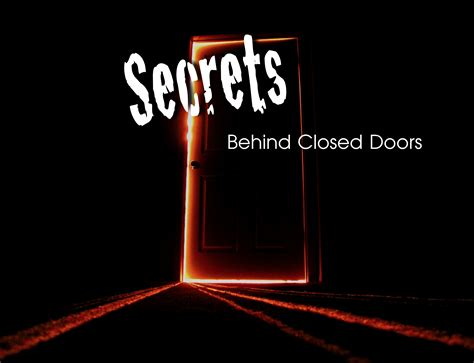 why people keep secrets lie bygones