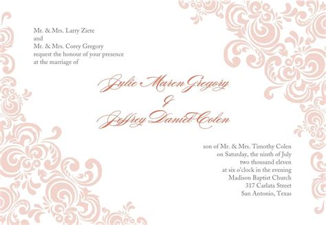 Formal Invitation Templates Free by Free Printable Graduation Invitation Templates 2013