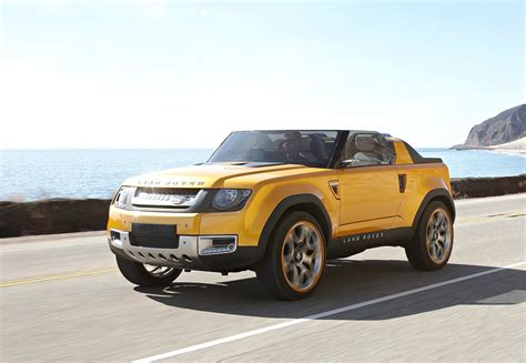 new land rover new land rover defender edges nearer to 2016 debut as