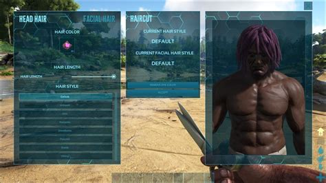 haircuts ark hairstyles official ark survival evolved wiki