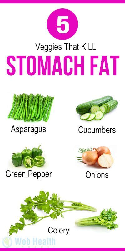 5 vegetables that destroy stomach the world s catalog of ideas