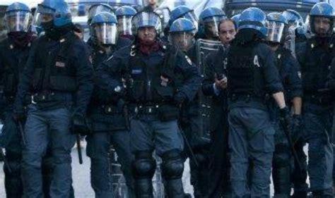 reparti mobili carabinieri la sperimentazione ha esito positivo ora spray