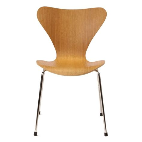 Arne Jacobsen Dining Chairs Replica Arne Jacobsen Series 7 Dining Chair In Oak Buy Dining Chairs