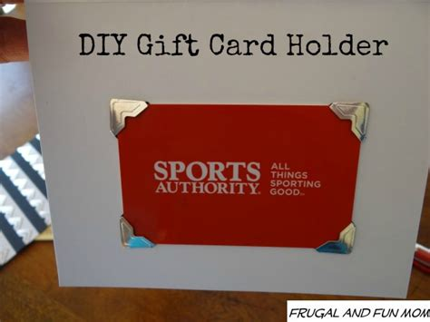Do It Yourself Gift Card - diy birthday gift card holder diy do it your self