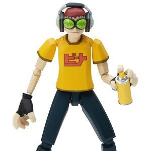 aptoide jet set radio game classics vol 2 jet set radio beat pvc figure