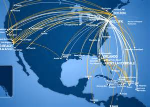 Jet Blue Route Map jetblue where we jet flight destinations 2016 car