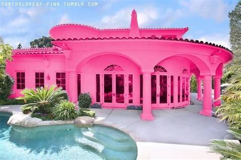 Pink Houses Warm Pink Noses by Pink Mansion Pink It S So Girly