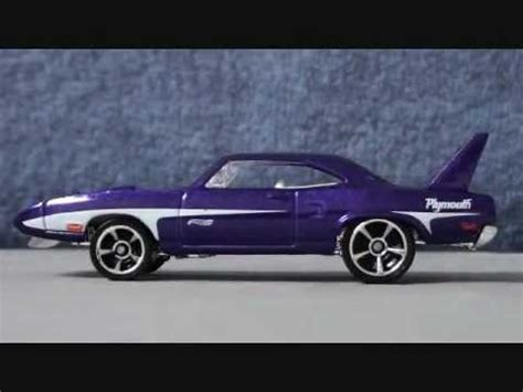 Hotwheels Dodge Ram 1500 Toyotires Licensee awesome wheels car 70 plymouth superbird