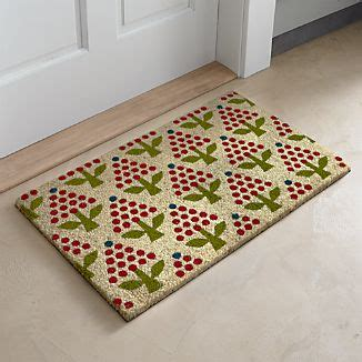 Crate And Barrel Doormats by Door Mats And Boot Trays For Indoor Outdoor Crate And Barrel