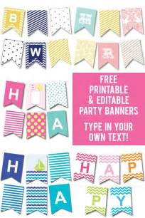 Free Printable Banner Templates For Word by 25 Best Ideas About Banner Template On