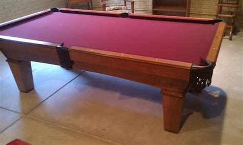 olhausen reno pool table mr slates billiard company we buy pool tables