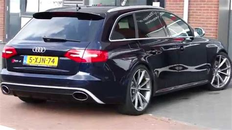 audi rs4 exhaust audi s4 rs4 look exhaust system sportauspuff www