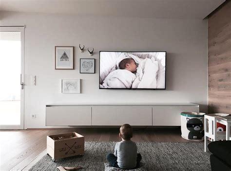 Optimale Höhe Fernseher Wand by Fernseher An Die Wand Fernseher An Die Wand H Ngen