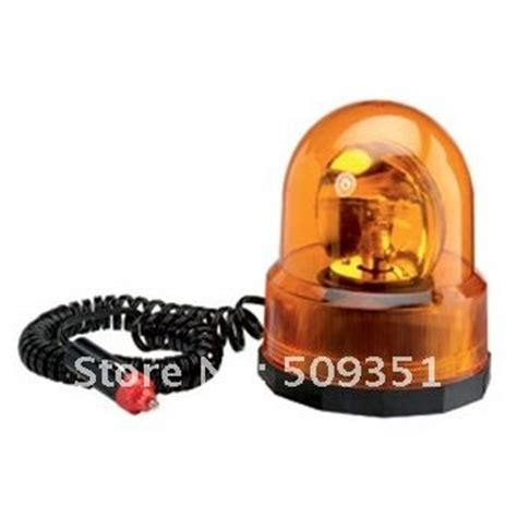 Rotary Warning Light 6 12v car rotary revolving magnetic warning light rotating beacon warning light caution