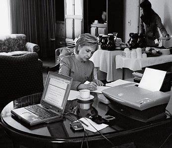 where does hillary clinton work management and leadership by hillary clinton remarkable
