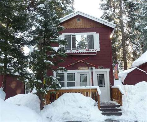 lake tahoe bed and breakfast skifahren usa eine skireise zum lake tahoe