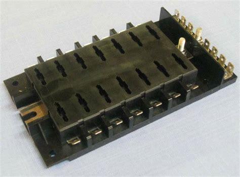 fuse block  gang atoatc  ground bar sierra fs