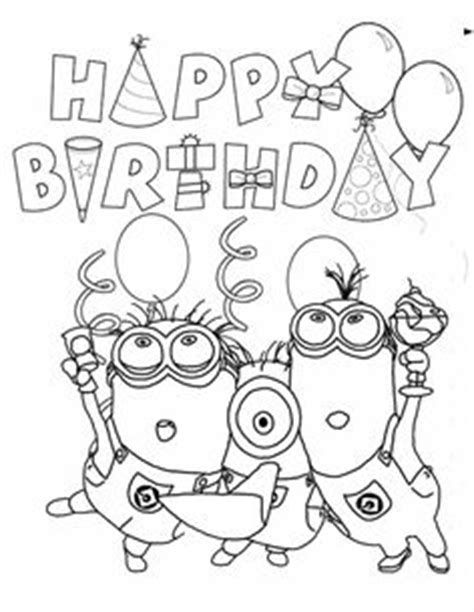 superman happy birthday coloring pages despicable me coloring pages minions for kids cartoon