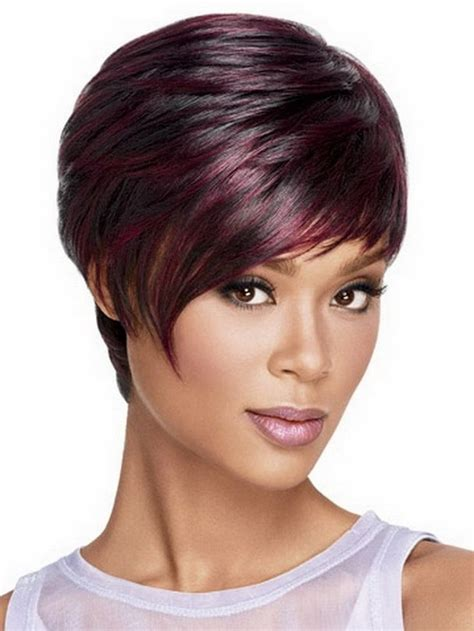 short hair with high light best 25 short highlighted hairstyles ideas on pinterest