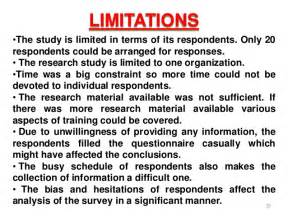 Respondents Of The Study In Research Paper by An Evaluative Study Of Human Resource Programs In An Orga