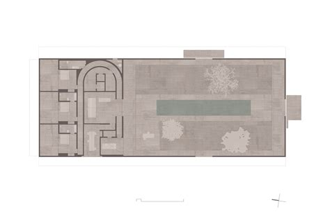 High End House Plans villa al 233 m valerio olgiati archdaily