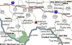 langtry texas map langtry texas map fort davis to fort stockton gardening that i terlingua