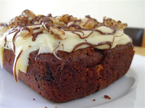 chocolate carrot cake recipe everywhere