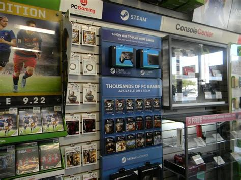Steam Gift Card Canada Eb Games - here s what gamestop s steam hardware section looks like gamespot