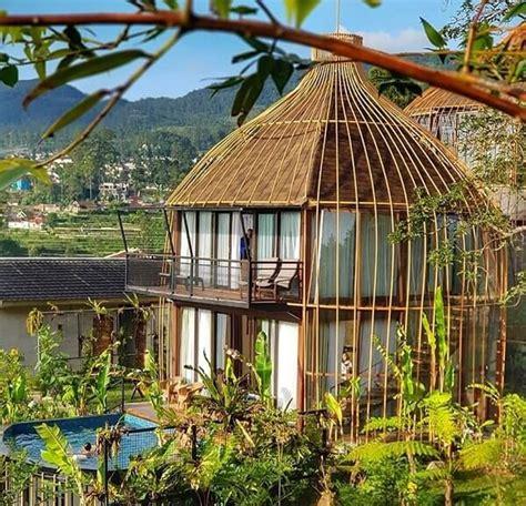lokasi  harga sewa bubu jungle resort ciwidey bandung