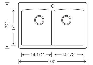 blanco sink dxf blanco equal bowl with ledge blanco