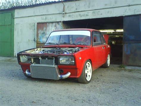 Russian Lada Car 1015 Lada 2105 Tuning Russian Cars