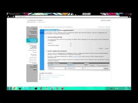 sbloccare porte fastweb come aprire le porte fastweb aggiornato doovi