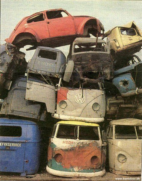 old rusty volkswagen 17 best junkyard rusty cars images on pinterest
