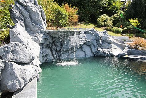 Künstlicher Wasserfall Selber Bauen 2246 by Kunstfelsen Kunstfelsengrotte Egli Gartenbau Ag