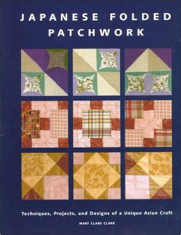 Folded Patchwork Patterns - 1000 images about craft techniques to try on